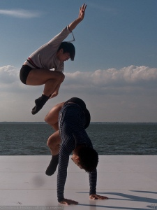 Cedar Lake Contemporary Ballet: Jon Bond & Matthew Rich in Show