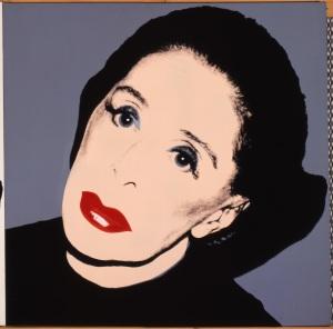 Martha Graham Portrait