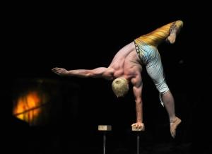 The Hand Balancing Act