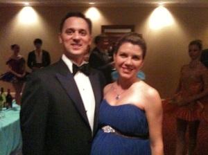 Meg and Robert Eberly III