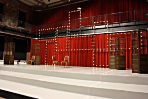 Pittsburgh Opera studio is being prepared for Attack Theatre