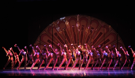 A Chorus Line Crosscurrents