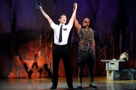 "Elder Price tells the General how ""I Believe""..."