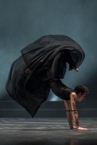 """""""Requiem"""" Photos: Gregory Bartardon."""