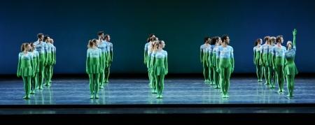 """Mark Morris' """"Sandpaper Ballet."""""""