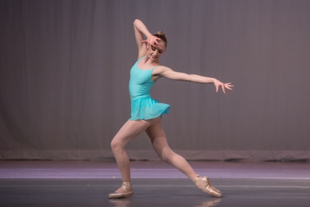 Ballet Academy of Pittsburgh's Tommie Kesten, winner at the Youth America Grand Prix Semifinals in Pittsburgh Photo: Katie Ging